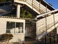 中央線落合川駅