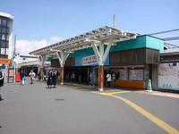 東武鉄道伊勢崎線春日部駅