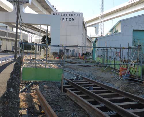神奈川臨海本牧線国際埠頭情報1