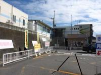 阪和線紀伊駅