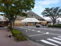 上越線新前橋駅