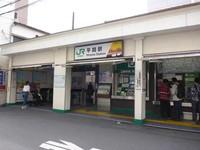 品鶴線新鶴見駅