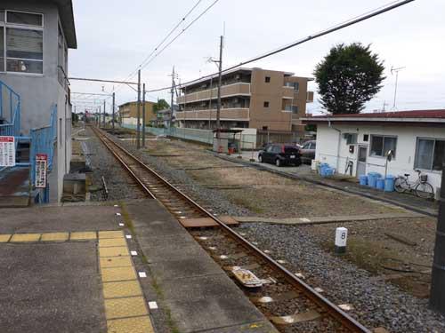 東武鉄道東小泉駅