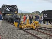 貨物鉄道博物館貨車移動イベント
