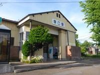 奥羽線早口駅