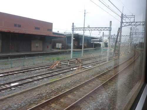 東武鉄道赤城駅