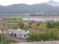 奥羽線大館駅3