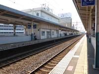 日豊線中津駅