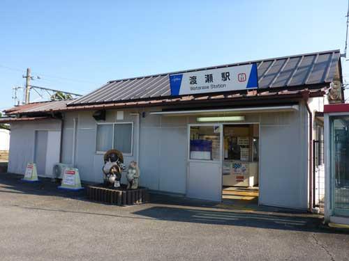 東武鉄道渡瀬駅