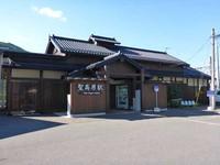 篠ノ井線安積駅
