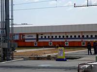 JR浜松工場トラバーサー情報