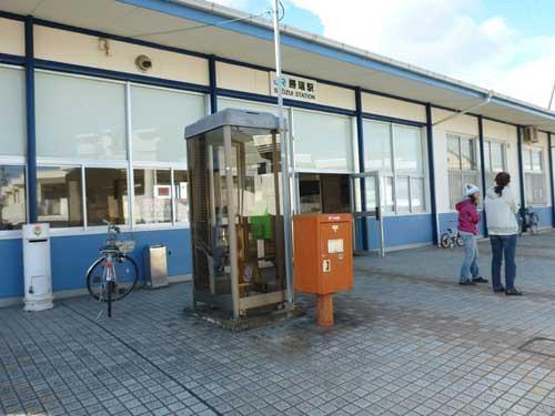 高徳線勝瑞駅