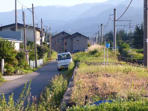 大糸線信濃大町駅1