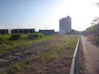 羽越線新発田駅2