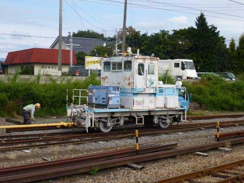 両毛線岩宿駅