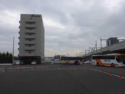 両毛線伊勢崎駅