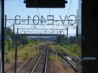羽越線坂町駅