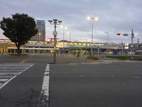両毛線前橋駅