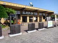 羽越線村上駅