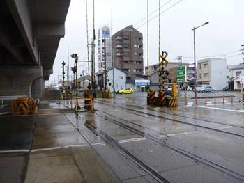 京福電鉄新福井駅