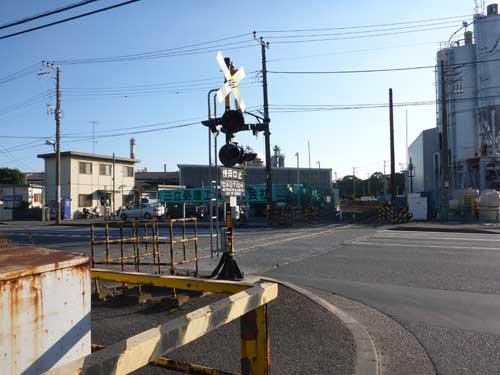 神奈川臨海鉄道水江町線外れ情報
