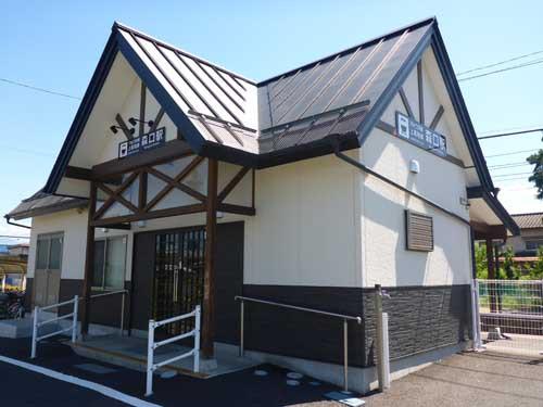 松本電鉄森口駅