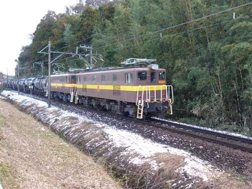 三岐鉄道雪情報