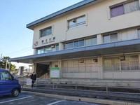 東海道線富士川駅2