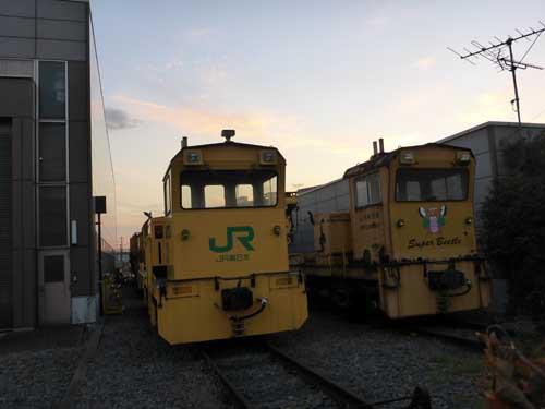 神奈川臨海鉄道浮島線情報
