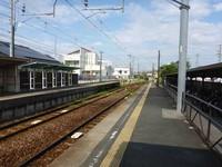 豊橋鉄道大清水駅