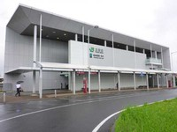 常磐線友部駅