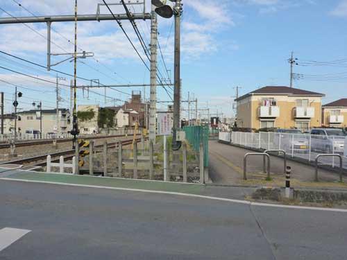 西武鉄道狭山ヶ丘駅
