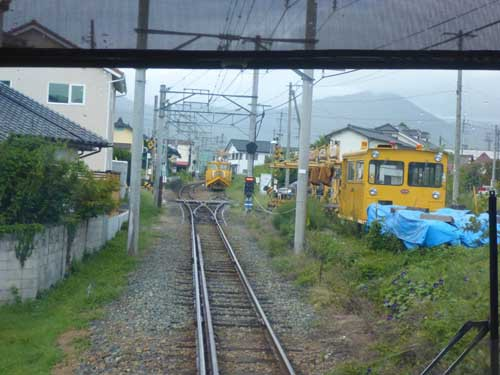 上田交通中塩田駅