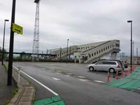 信越線黒井駅1