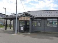 信越線犀潟駅1