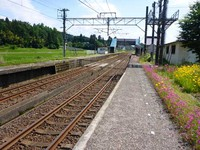 信越線越後岩塚駅