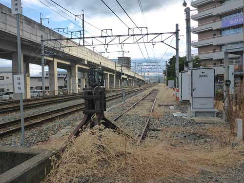 信越線長野駅