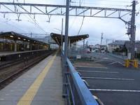 名鉄本線伊奈駅