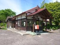 阿仁合線桂瀬駅