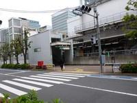 山手線大崎駅