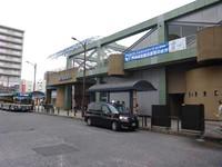 西武鉄道東久留米駅1