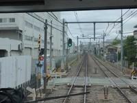 西武鉄道長江貨物駅