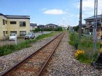 信越線焼島駅1