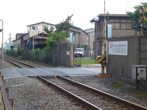 神奈川臨海鉄道末広町駅