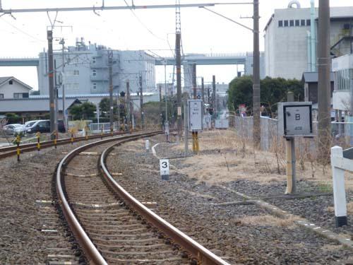 身延線富士根駅