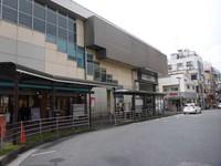 西武鉄道新所沢駅1