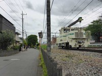 西武鉄道新所沢駅2