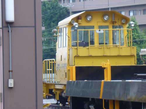 川崎貨物駅保線区情報