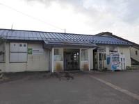 越後線東柏崎駅