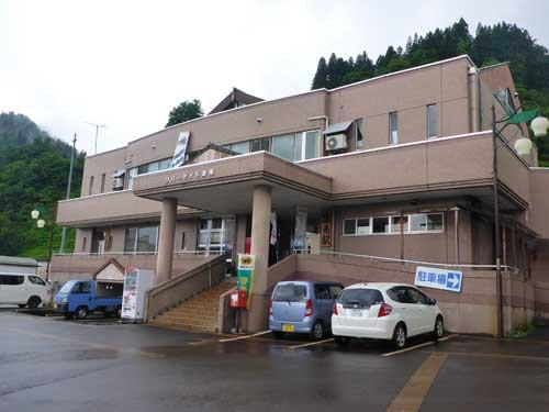 飯山線外丸(津南)駅